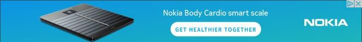 Nokia Corporation campaigns first seen Nov 2017.