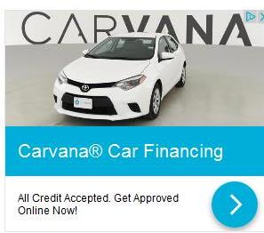 Carvana campaigns first seen Sep 2018.