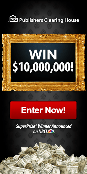 PCH Publishers Clearing House | Advertising Profile | See